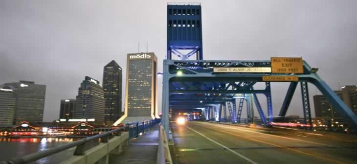 Picture of Bridge in Jacksonville, Florida