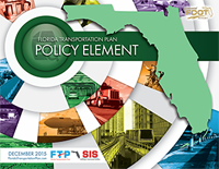 Florida Transportation Plan - Policy Element