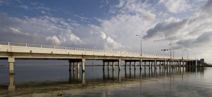 Picture of a Florida Bridge