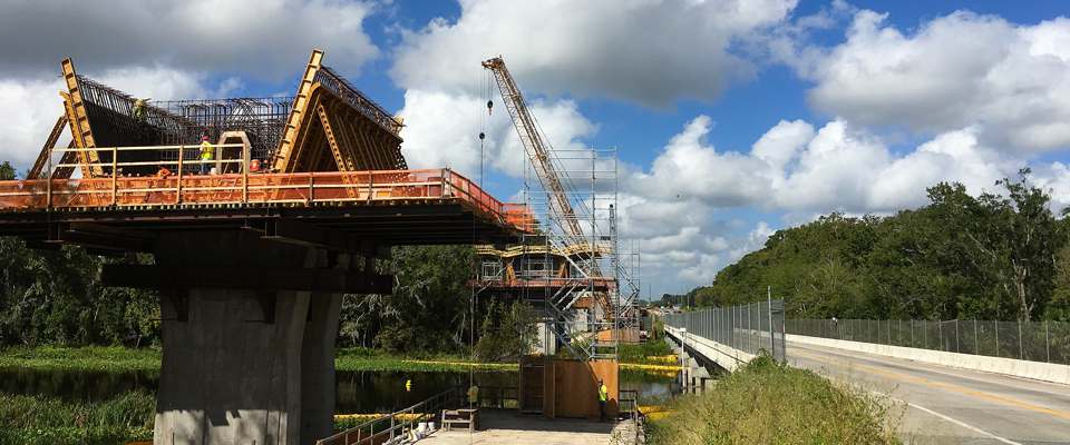 Broward Boulevard Bridge Project Photo