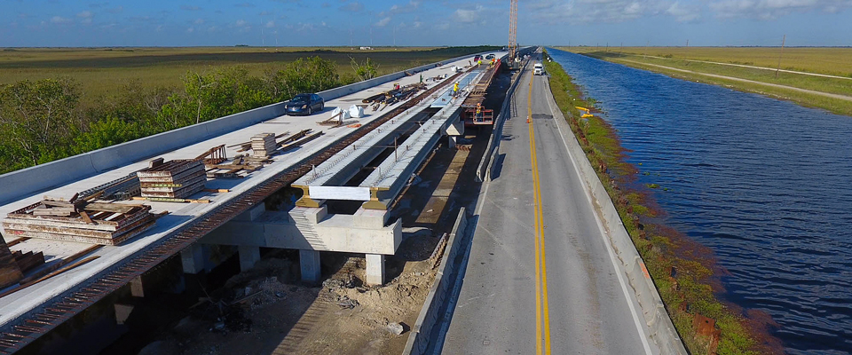 Pensacola Bay Bridge Project Photo